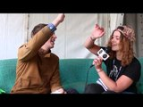 George Ezra: Backstage Interview at Falls Festival in Australia (2014)