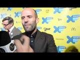 Jason Statham discusses 'Spy' at the SXSW premiere