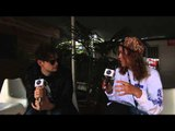 The Kite String Tangle: Interview at Falls Festival (Lorne, Victoria 2014)