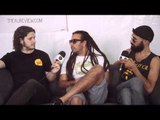 """Incubus talk """"Trust Fall (Side A)"""" & Island Records - Backstage at Soundwave Festival 2015"""