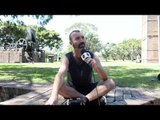 """Paul Mac """"Holiday From Me"""" Interview in Sydney Park"""