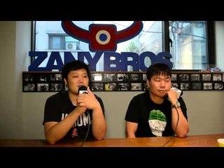ZanyBros (South Korea) discuss their favourite K-Pop music videos