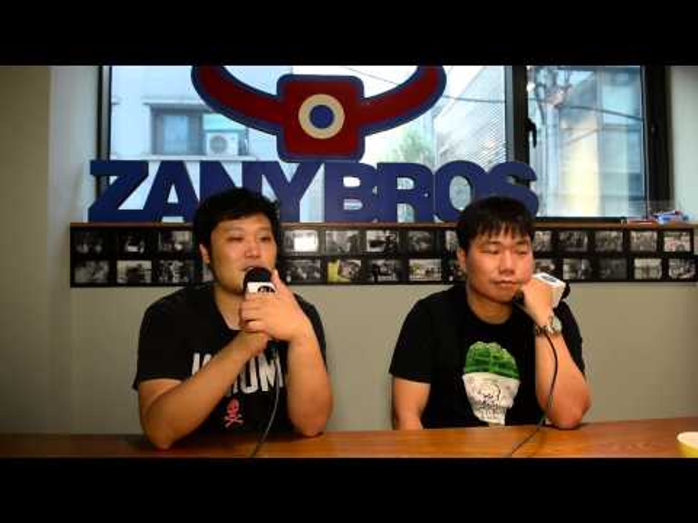 ZanyBros (South Korea) discuss their favourite K-Pop music videos