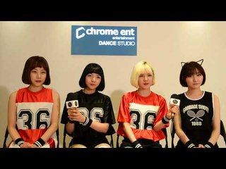 """Interview: Bob Girls (South Korea) talks about """"No Way"""" and rookie days"""