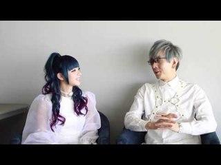 Garnidelia (Japan) SMASH 2015 Interview