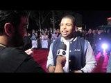 O'Shea Jackson, Jr. in Australia  - Straight Outta Compton Red Carpet