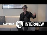 Christopher Heyerdahl talks about Hell on Wheels, Calgary and being a Fanboy (Part Two)