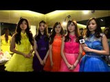 Popu Lady (Taiwan) discuss their Golden Melody Festival showcase and working with S.H.E