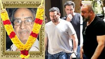 Sanjay Dutt, Sunny Deol, Bobby Deol VISIT Ajay Devgn's house to pay TRIBUTE To Veeru Devgan