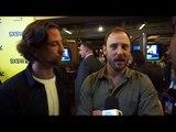 "Evan Goldberg & James Weaver talk about writing & producing ""Blockers"" at SXSW"