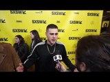 "Jared Abrahamson talks ""American Animals"" at SXSW"