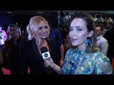 ARIAs 2018: SONIA KRUGER imparts some knowledge for ARIA newcomers