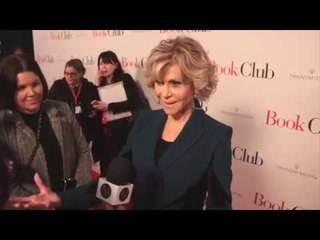 "Jane Fonda on Candice Bergen, the ""unusual"" Diane Keaton & being an inspiration"