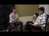 """Nathaniel Buzolic on """"The Originals"""": Interview at Oz Comic-Con 2018 in Sydney"""