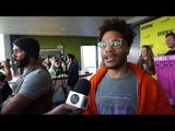 Jermaine Fowler and Armie Hammer talk Sorry To Bother You