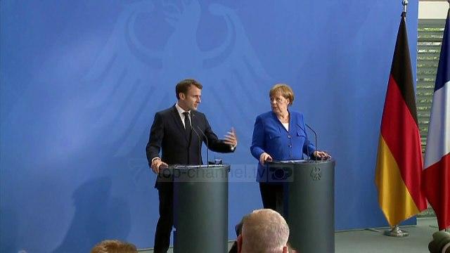 Kosova u zhgënjye në Berlin, mediet gjermane: Macron nuk do heqjen e vizave - Top Channel Albania
