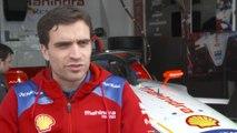 Formula E BMW i Berlin E-Prix Jerome D'Ambrosio Réaction
