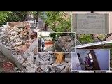 BOOM - 1 maj 2019 - IMT-ja e Durrësit prish murin rrethues të shtepisë me hipotekë