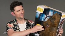 Talking with Chewbacca