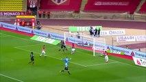 J12 AS Monaco - EA Guingamp (6-0) - Résumé - (ASM - EAG)   2017-18