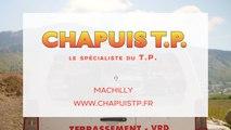 Chapuis T.P, Assainissement, terrassement, enrochement à Machilly