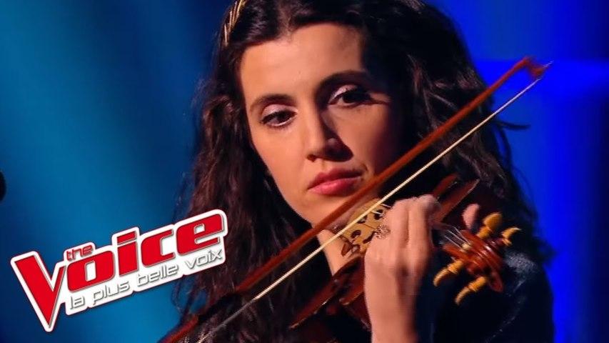 Chant traditionnel – Greensleeves   Battista Acquaviva   The Voice France 2015   Épreuve Ultime