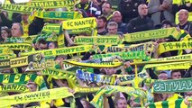 J37 FC Nantes - EA Guingamp (4-1) - Résumé - (FCN - EAG)   2016-17