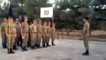 """Askeriyede skandal yürüyüş kararı: """"Tek dev kalır Sedat Peker"""""""