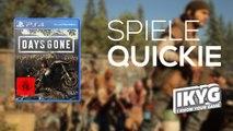 Days Gone - Spiele-Quickie