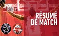 PRO B : Paris vs Aix-Maurienne (J34)