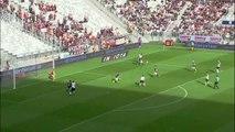 J26 Girondins de Bordeaux - EA Guingamp (3-0) - Résumé - (GdB - EAG)   2016-17