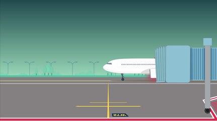 Sécurité des vols, agir ensemble au sol - Repli systématique de la passerelle