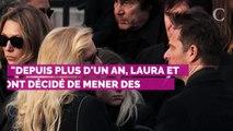 """Héritage de Johnny Hallyday : l'avocat de Laeticia Hallyday accuse Laura et David de """"bafouer la mémoire de leur père"""""""