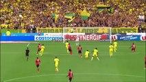 J1 FC Nantes - EA Guingamp (1-0) - Résumé - (FCN - EAG)   2015-16