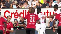 J8 EA Guingamp - AS Monaco (3-3) - Résumé - (EAG - ASM)   2015-16