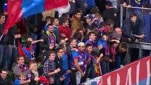 J13 SM Caen - EA Guingamp (2-1) - Résumé - (SMC - EAG)   2015-16