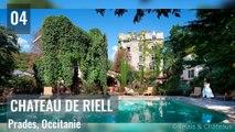 Top 10 des piscines et châteaux d'exception pour passer vos vacances d'été 2019