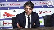 OL : Juninho évoque la concurrence avec le PSG