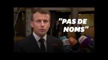 Emmanuel Macron oublie de citer Manfred Weber (et ça n'a rien d'anodin)