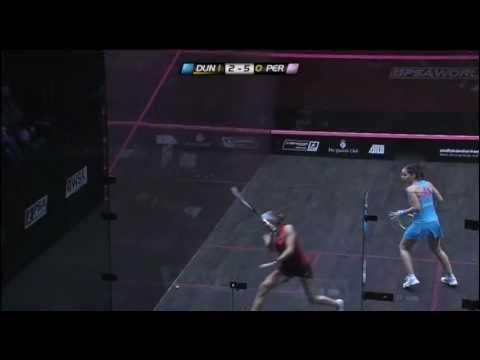 Squash : World Series Finals 2011 Women's Semi-Final Roundup