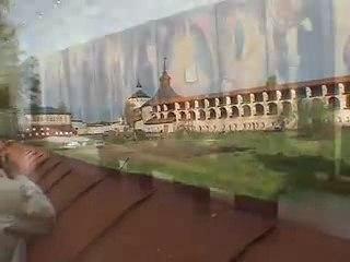 Monastères des environs de St Petersbourg