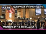Squash: Moments of the Tournament - JP Morgan Tournament of Champions 2017