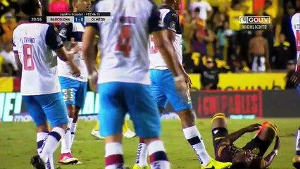 Barcelona 2:0 Olmedo