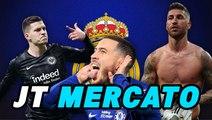 Journal du Mercato : le Real Madrid tout feu tout flamme, l'OM frappe fort