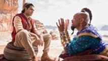 Disney's Live-Action 'Aladdin' Grosses $113M Over Memorial Day Weekend | THR News