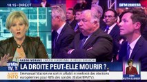 """Nadine Morano: Si Laurent Wauquiez part, """"qu'est-ce qu'on fait après, on laisse le chaos ?"""""""