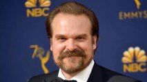 David Harbour thinks 'Stranger Things' third season is 'the most emotional yet'