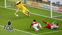 Bundesliga: Top 5 saves from Peter Gulacsi