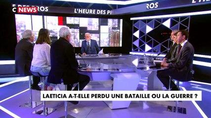 Marie-Laure Harel - CNews mardi 28 mai 2019
