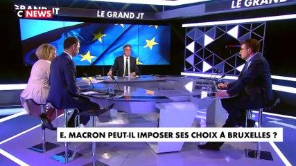 Laurent Jacobelli - CNews mardi 28 mai 2019